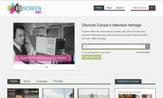 EUscreen - Discover Europe's television heritage