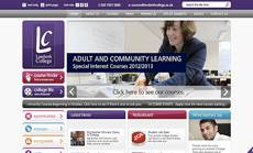 Lambeth College Website