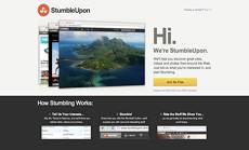 StumbleUpon mobile apps
