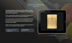 Kronopedia - Visual Arts