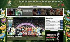 Official website for UEFA EURO 2012