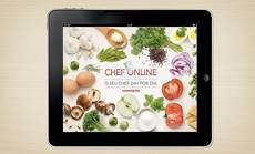 Chef Online iPad App